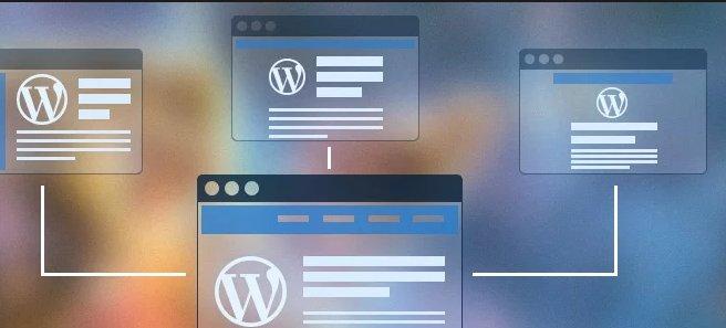 Telas de wordpress